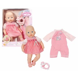 My First Baby Annabell panenka s růžovou sadou