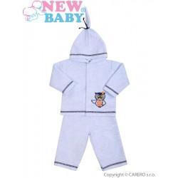 2-dílná soupravička New Baby Snílek modrá