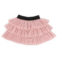 Mamatti Dětská tylová sukně Tokio, růžová