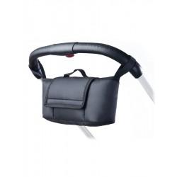 Taška na kočárek CARETERO mini, Černá