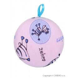 Dětská houbička na mytí Akuku pro holky, Dle obrázku