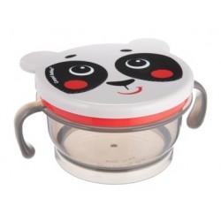 Canpol babies Uzavíratelná miska Hello Little - panda