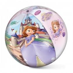 Nafukovací míč Sofie První, 50 cm
