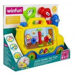Smily Play Dětská interaktivní hračka - autíčko se zvuky
