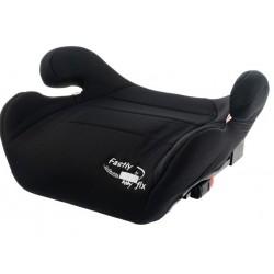 Euro Baby Autosedačka - Podsedák 15-36kg - černá, ISOFIX