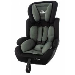 Euro Baby Autosedačka - 9-36kg - tm.šedá