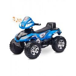 Elektrická čtyřkolka Toyz Cuatro blue