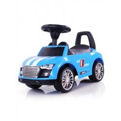Dětské odrážedlo Milly Mally Racer blue