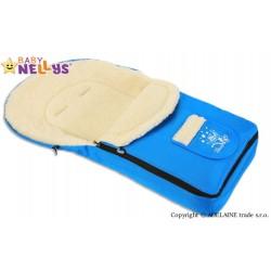 Multifunkční fusák VLNA 4v1 Baby Nellys ® - tyrkysový