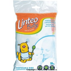 Jednorázové bryndáčky LINTEO Baby