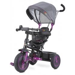 Dětská tříkolka Toyz Buzz purple