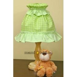 Noční lampička - Kostička zelená