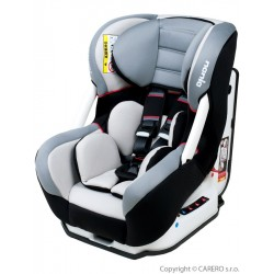 Autosedačka Nania Eris Premium Gallet 2017 grey