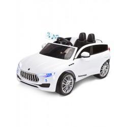 Elektrické autíčko Toyz Commander-2 motory white
