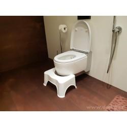 Stupínek/stolička k WC