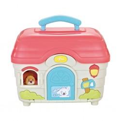 Interaktivní hračka BAYO domeček pro mazlíčky, Dle obrázku