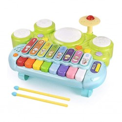Edukační multifunkční hračka Bayo Xylofón, Dle obrázku