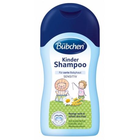 Bübchen Dětský šampon sensitiv 400 ml