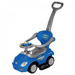 Odstrkovadlo,odrážedlo 3v1 AUTO - modré