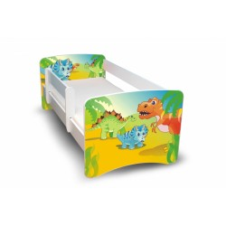 Dětská postel DINO, II.