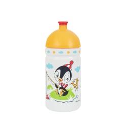 Zdravá láhev - 0.5l - Méďa a Tučňák