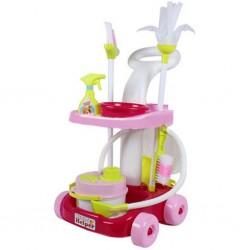 Dětský úklidový vozík Bayo, Dle obrázku