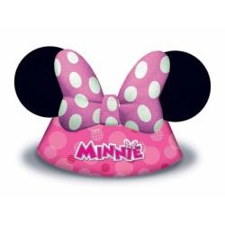 PROCOS klobouk papírový Minnie 6 ks