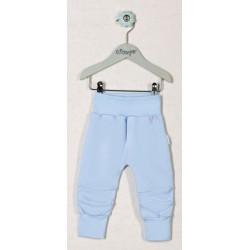 Tepláčky, kalhoty OCEÁN - sv. modré