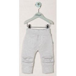 Tepláčky, kalhoty ŽELVIČKA - šedé