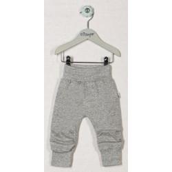 Tepláčky, kalhoty LIŠKA - šedé