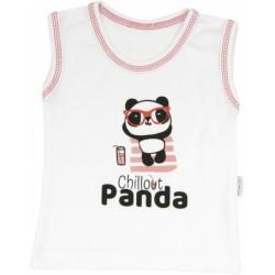 Bavlněné tilko Panda