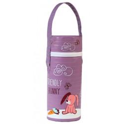 Termobox na kojeneckou láhev - Zajíček