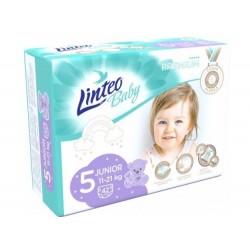 Plenky Linteo Baby Premium 5, 11-21kg JUNIOR - 42 ks