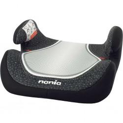 Autosedačka-podsedák Nania Topo Comfort Skyline 2017 black, Černá