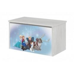 BabyBoo Box na hračky s motivem Frozen