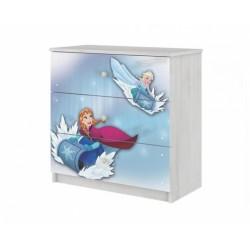 BabyBoo Disney dětská komoda - Frozen