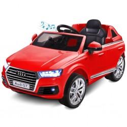 Elektrické autíčko Toyz AUDI Q7-2 motory red, Červená