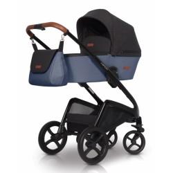 Dětský kočárek Euro Cart, Campo 2019  - denim