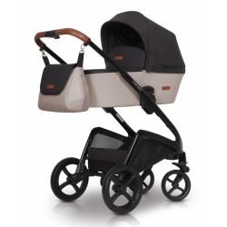 Dětský kočárek Euro Cart, Campo 2019  - latte
