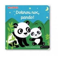 Kniha MiniPEDIE Dobrou noc, pando!