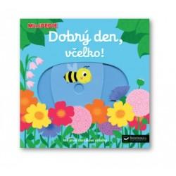 Kniha MiniPEDIE Dobrý den, včelko!