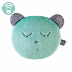 Šumící mazlíček Medvídek Sleep - mátový