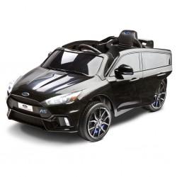 Elektrické autíčko Toyz FORD FOCUS RS - 2 motory black, Černá