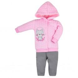 2-dílná dětská souprava Koala Micka růžová, Růžová, 80 (9-12m)