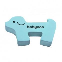Zarážka na dveře Baby Ono pejsek modrý, Modrá