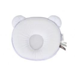 Memory polštářek Panda Air - bílý