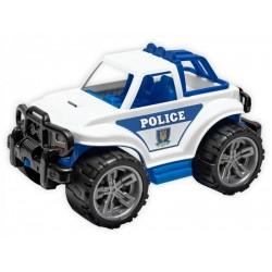 Auto plastové SUV policie