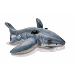 Nafukovací hopsadlo žralok, 173 x 107 cm