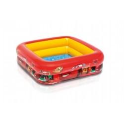 Bazén nafukovací Cars 85x85x23 cm od 1-3 let
