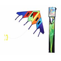 Drak létající nylonový 150 x 73,5 cm